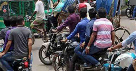 'জয় শ্রীরাম' স্লোগান দিয়ে স্কুলের সামনে বোমাবর্ষণ-গুলি