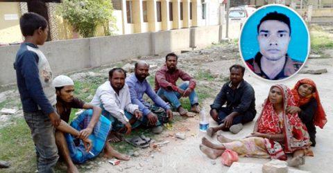 হবিগঞ্জে অটোরিকশার জন্য গলায় রশি বেঁধে চালককে হত্যা