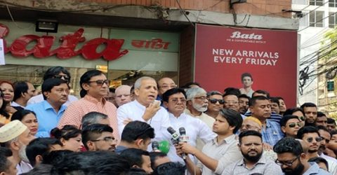 ভোটের জন্য নয়, আন্দোলনের জন্য বিএনপি মাঠে: মহিউদ্দিন