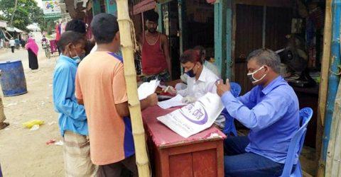 শায়েস্তাগঞ্জে বুথ বসিয়ে তোলা হচ্ছে বিদ্যুৎ বিল