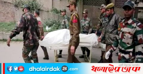 রাজৌরিতে পাকিস্তানি গোলায় ভারতীয় সেনা নিহত, মেজরসহ আহত ২
