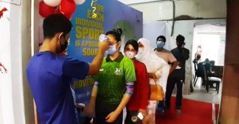 স্বাস্থ্য বিধি মেনেই হচ্ছে বাংলাদেশ গেমস