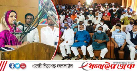 কমলগঞ্জ উপজেলা কৃষকলীগের কর্মীসভা অনুষ্ঠিত